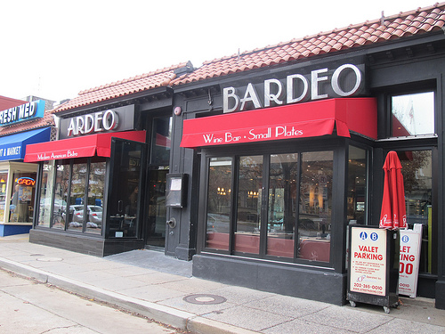 Ardeo+Bardeo will host a kosher wine tasting on Wednesday. (Photo: Popville)