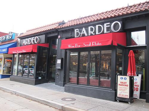 Ardeo+Bardeo will host a kosher wine tasting on Wednesday. (Photo: Popville)