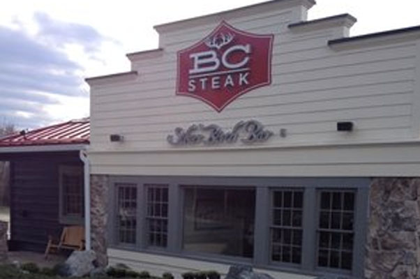 The new BC Steak in Gaithersburg. (Photo: Jessica L./Yelp)