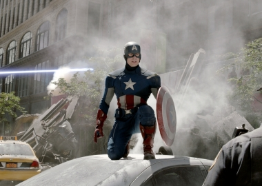 Chris Evans in Captain America: The Winter Soldier. (Photo: Disney Entertainment)