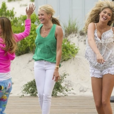 Leslie Mann, Cameron Diaz and Kate Upton star in
