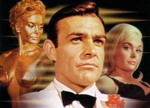 Goldfinger will be showing Friday night at 8 p.m. at Union Market. (Photo: United Artists Pictures)