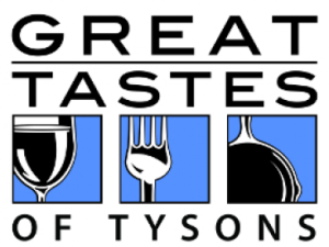Great Tastes of Tysons features more than 150 wines, beers and spirits along with food. (Graphic: Great Tastes of Tysons)