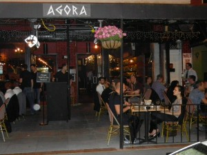 Agora restaurant in Dupont Circle is one of the restaurants participating in Taste of Dupont. (Photo: thedrinknation.com)