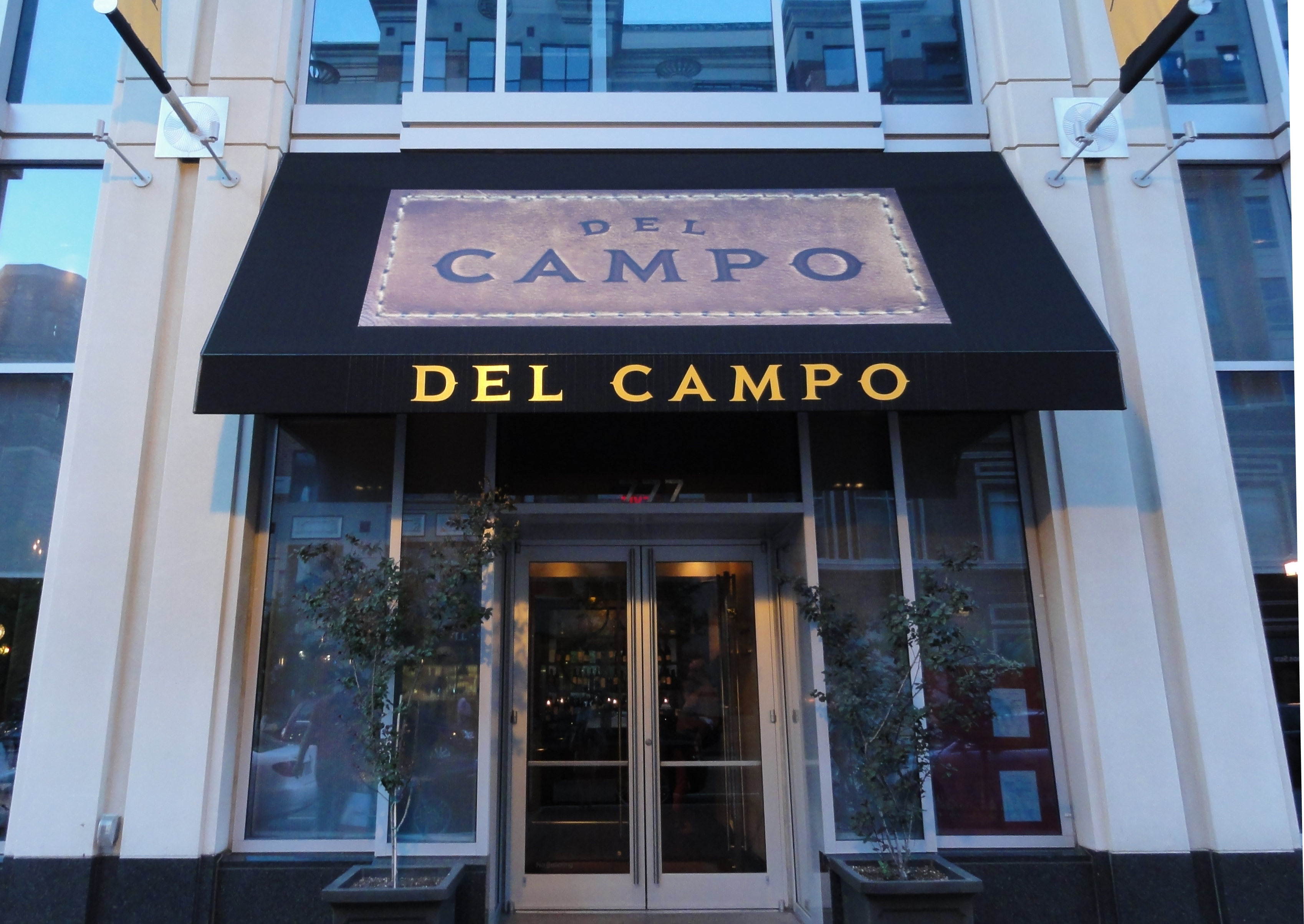 Del Campo in Chinatown is adding brunch starting Sunday. (Photo: D.C. Vegetarian)