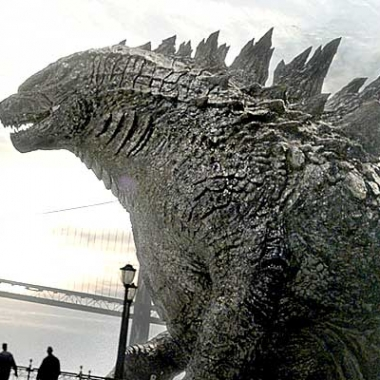 Godzilla (Photo: Warner Bros. Studios)