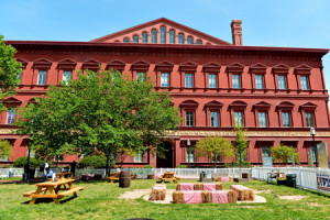 Backyard Barbeque will take place Thursday-Saturday at the National Building Museum through Labor Day. (Photo: National Building Museum)