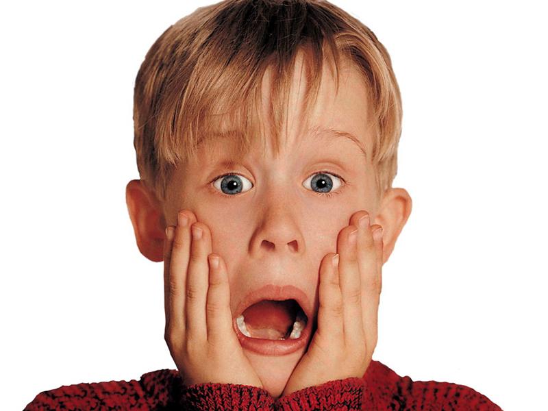 "Macaulay Culkin in ""Home Alone""(Photo: 20th Century Fox)"
