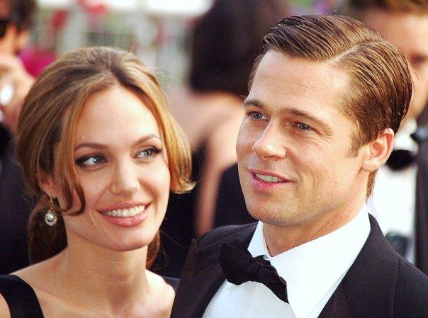Angelian Jolie and Brad Pitt (Photo: Wikipedia)