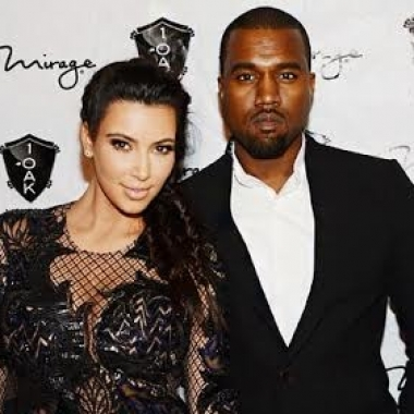Kim Kardashian and Kanye West (Photo: Denise Truscell/WireImage)