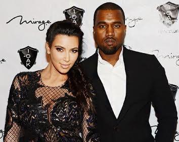 Kim Kardashian and Kanye West (Photo: Denise Truscell/WireImage)