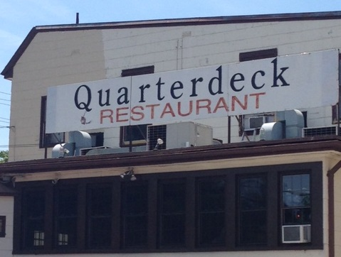 Good picking, Quarterdeck in Arlington (Photo: Richard Barry/DC on Heels)