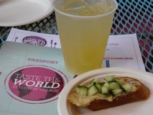 Taste the World in Fenton Village (Photo: Soco Eats)
