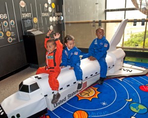 Space Day at the Smithsonian's Air and Space Museum. (Photo: Smithsonian Air and Space Museum)