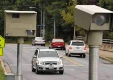The District is adding 14 new speed cameras similar to this one across the city. (Photo: Washington Post)