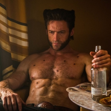 Hugh Jackman stars as Wolverine, who must go back in time to save the mutants in