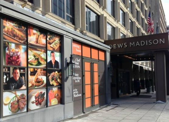 Jose Garces' Rural Society will open in the Lowes Madison Hotel on July 3. (Photo: Rural Society/Facebook)