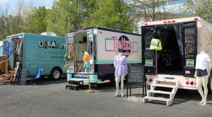 Fashion trucks will be selling their wares at The Yard Park. (Photo: Capital Riverfront)