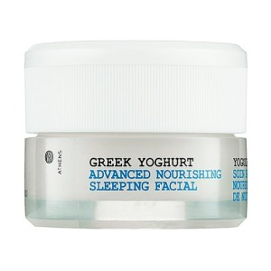 Korees Greek Yoghurt Advanced Nourishing Sleeping Facial (Photo: Korres)