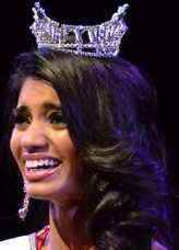 Miss DC 2013 Bindhu Pamarthi (Photo: Bruce Guthrie)