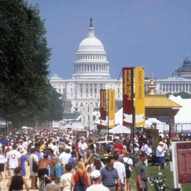 The Smithsonian Folklife Festival will feature authentic cuisine from China and Kenya. (Photo: Smithsonian Institution)