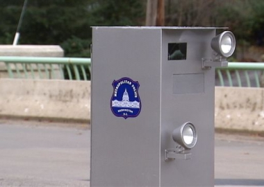 Five new speed cameras go online in Southeast D.C. on Wednesday. (Photo: myfoxdc)