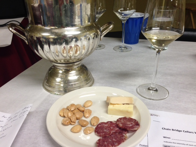 """Chain Bridge Cellars' """"One Sip at a Time"""" lecture series educates on all things wine (Photo: Richard Barry/DC on Heels)"""