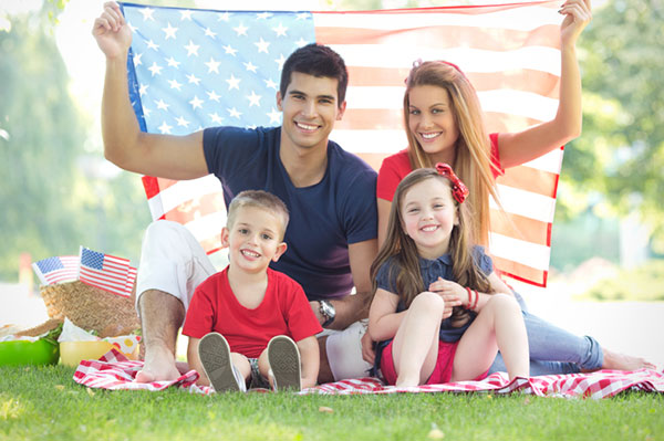 Enjoy your Independence Day without slaving over a hot stove. (Photos: SheKnows)