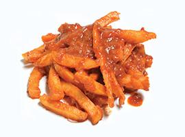 Chips masala (Photo: Smithsonian Institution)