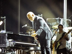 Billy Joel performs live in concert at Wrigley Field in Chicago on July 18.  (Photo: Billy Joel)