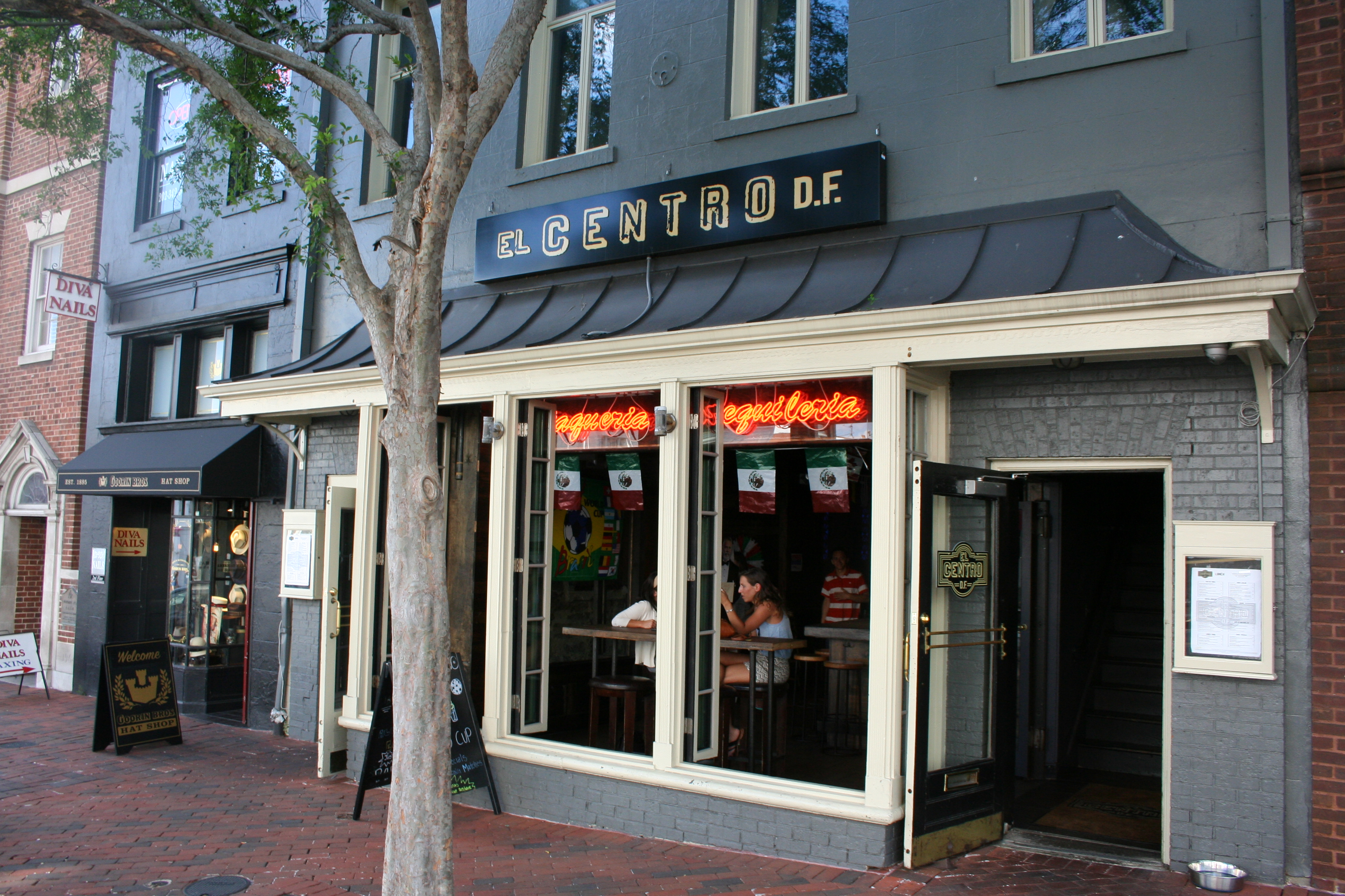 El Centro D.F. is celebrating its second anniversary in Georgetown. (Photo: Mark Heckathorn/DC on Heels)