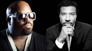 CeeLo Green (left) and Lionel Richie perform at Wolf Trap on Monday and Tuesday. (Photos: Wolf Trap)