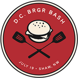 D.C. BRGR Bash will take place from noon-6 p.m. Saturday at the old District Flea lot. (Graphic: D.C. BRGR Bash)
