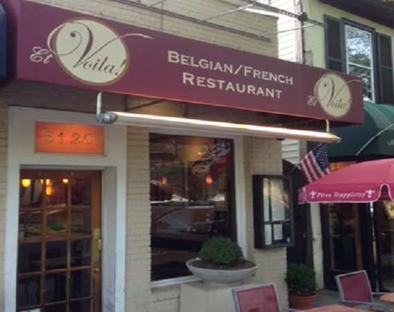 Et Voila! celebrates Belgian National Day with a week long special menu. (Photo: Shawn Keeley)