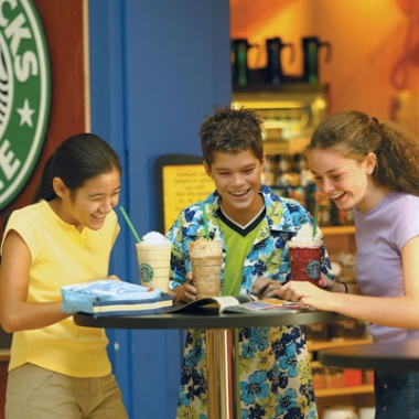 There is concern about the effects of caffeine on children under 17. (Photo: Marriott World Center)
