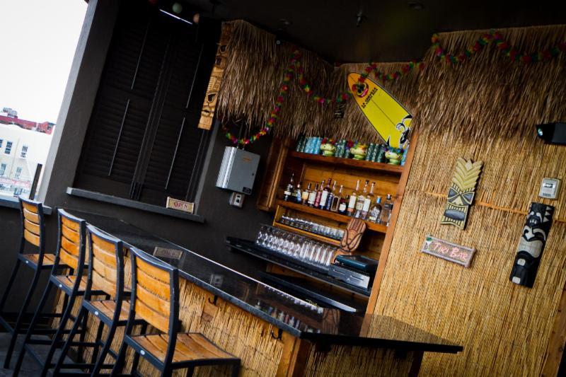 Jack Rose Dining Saloons' Tiki bar is now open Thursday through Sunday. (Photo: Jack Rose)