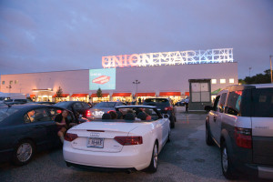 Union Marked Drive-In Summer Escapes is back the next four Fridays at 8 p.m. (Photo: Union Market)