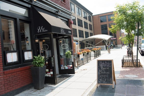 Ulah Bistro on U Street. (Photo: Zagat)