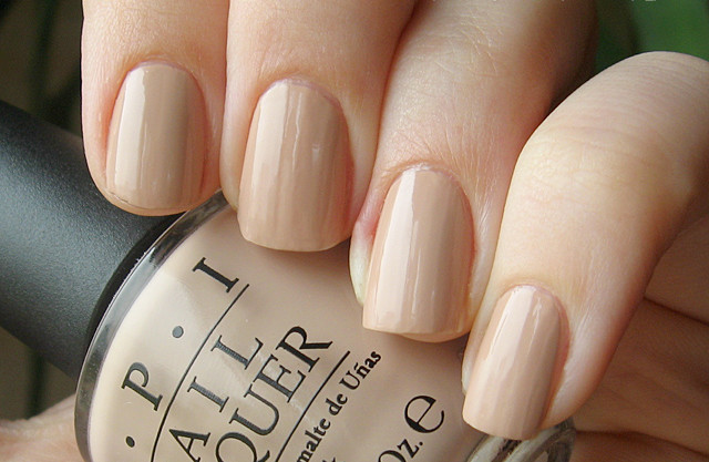 Nude nail polish is universally flattering and easy to wear. (Photo: Moya Prelest/flickr)