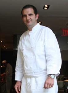 Chef Sebastien Archambault has left the Blue Duck Tavern for The Back Room at One57 restaurant at the new Park Hyatt New York. (Photo: Mark Heckathorn/DC on Heels)
