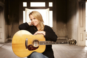 Mary Chapin Carpenter performs with the National Symphony Orchestra at Wolf Trap. (Photo: Mary Chapin Carpenter)