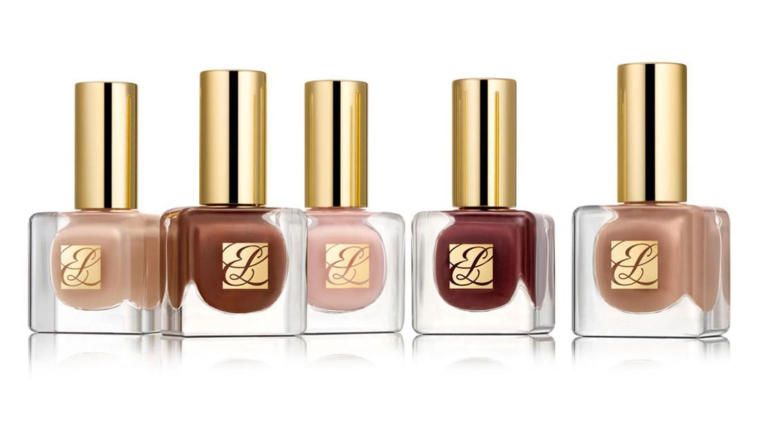 Estée Lauder's French Nude Collection has an excellent color range (Photo: Estée Lauder)
