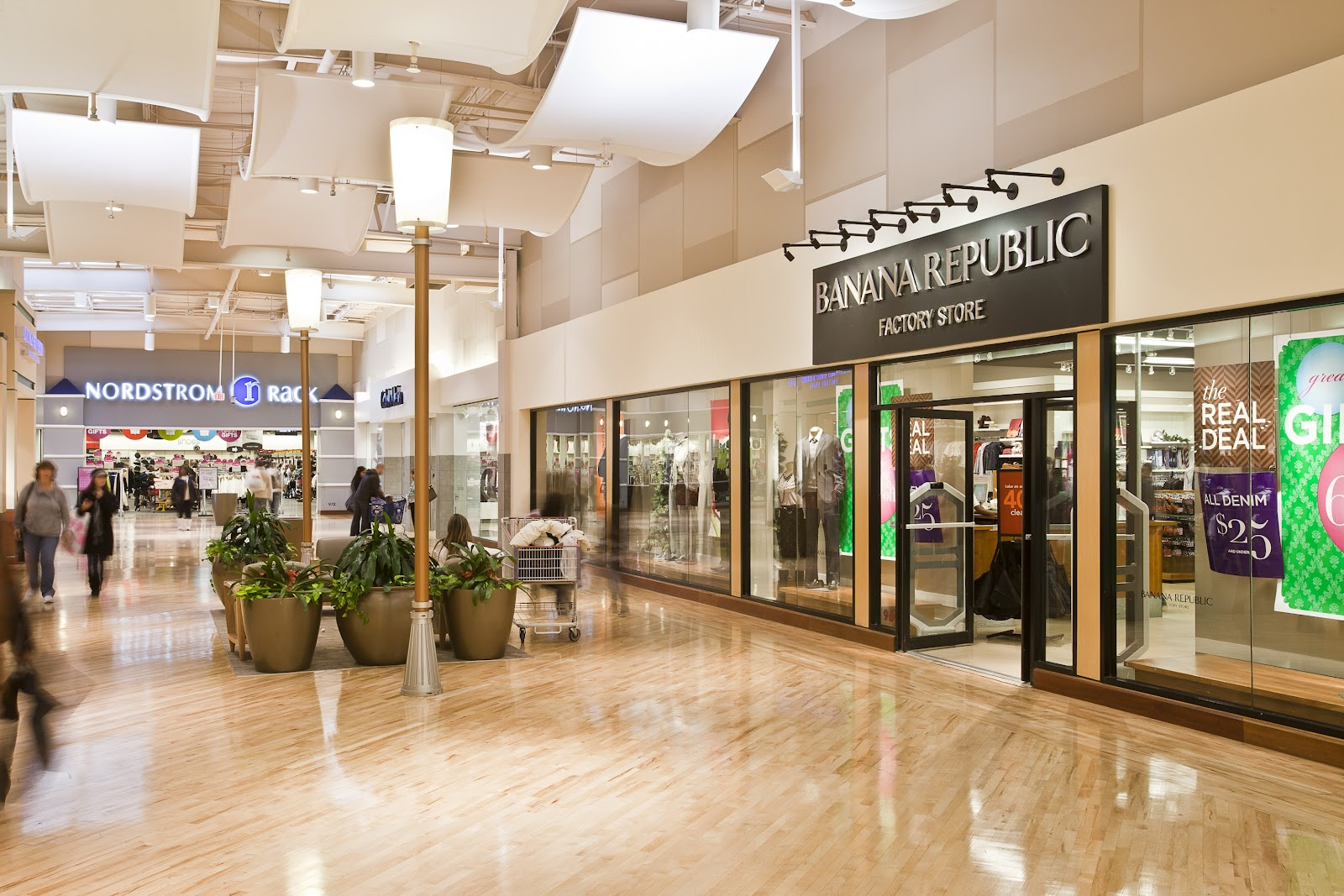 Head to Potomac Mills and other retailers in Virginia for a tax-free holiday on clothing and school supplies. (Photo: Potomac Mills)