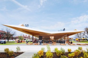 FLOFest D.C. will take place at the Gateway Pavilion at St. Elizabeths East. (Photo: Inhabitat)