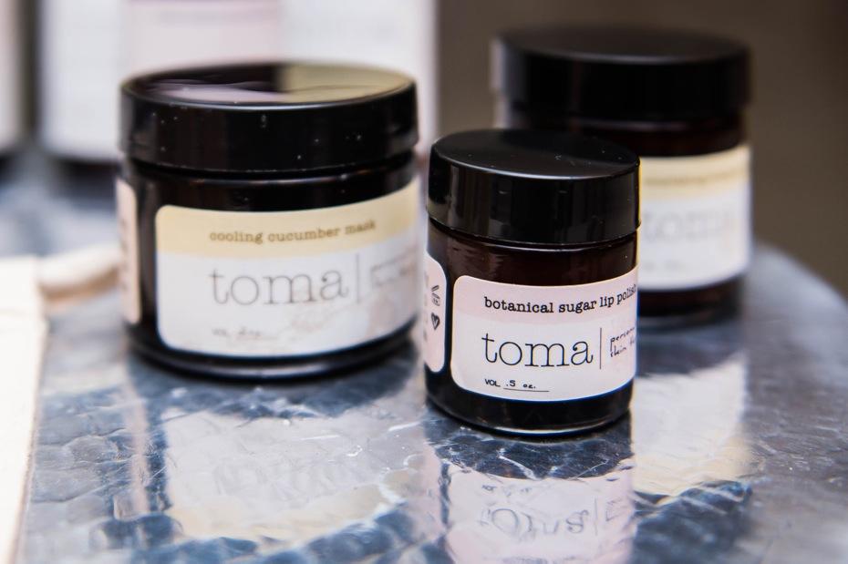 TomaSkin Therapies Products (Photo: Joy Asico)