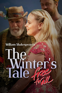 The Shakespeare Theatre Co. will offer free performances of <em>The Winter's Tale</em> through the end of August. (Photo: Shakespeare Theatre)