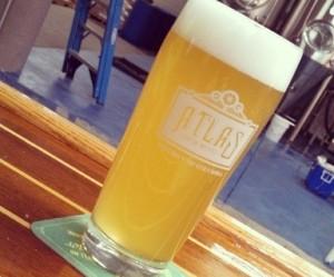 Atlas Brew Works Home Rule beer. (Photo: Atlas Brew Works)