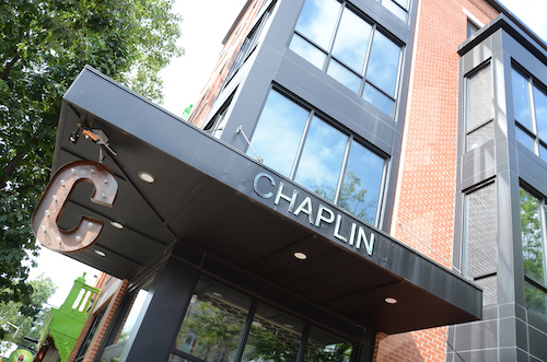 Chaplin Restaurant and Bar changed its name to Chaplin's Restaurant and Bar after being threatenrd with a lawsuit from the late silent-film star's estate. (Photo: Katie Causey/GW Hatchet)