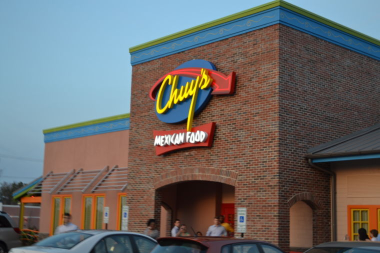 Chuy's Tex-Mex, which has locations in Richmond, will open a restaurant in Fairfax next month and Springfield later in the fall. (Photo: Richmond.com)