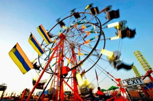 The Montgomery and Prince William county fairs continue through Sunday. (Photo: Prince William County Fair)